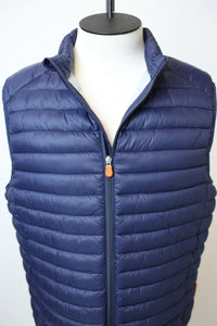 Save the Duck Puffer Vest Navy