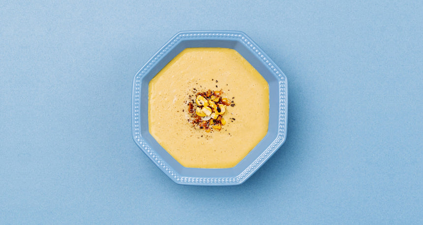 BamNut Sweet Corn Soup
