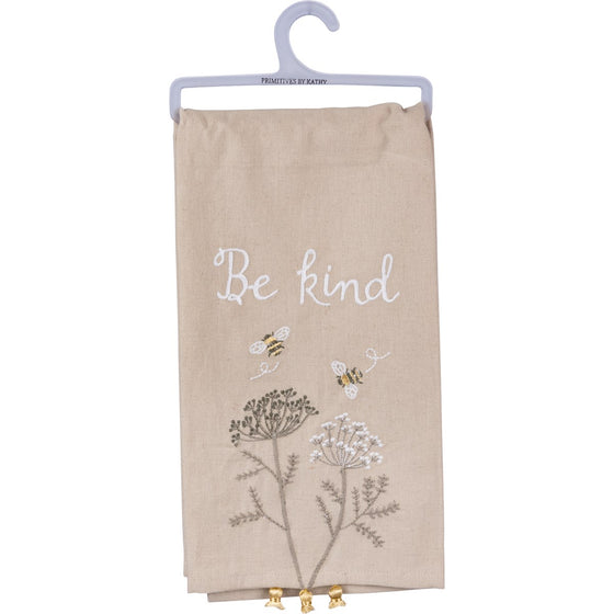Be Kind Dish Towel (5469984489632)