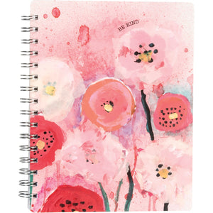 Be Kind Spiral Notebook (5470045143200)