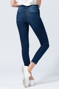 Flying Monkey High Rise Junction Skinny Jeans (5501393830048)