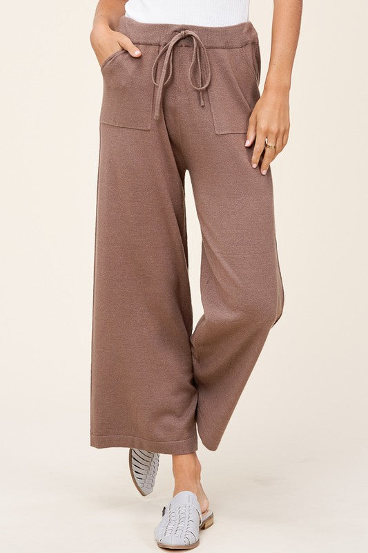 Best of My Love Mocha Sweatpants (5501398843552)