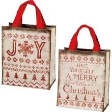 JOY Christmas Tote (5165054033964)