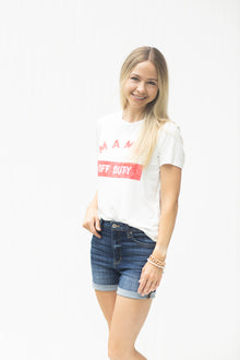 Mama Off Duty Graphic Tee (5400730763424)
