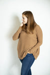 Free People Juicy Long Sleeve in Vintage Bronze (5768926822560)
