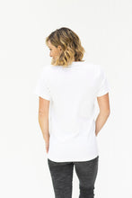 Load image into Gallery viewer, Be Kind White Graphic T-Shirt