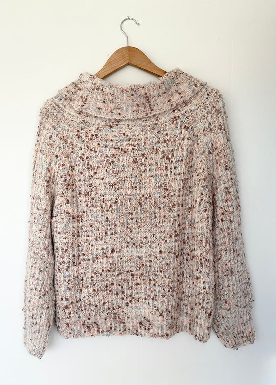 Lost in the Moment Sweater in Oatmeal (5925401362592)