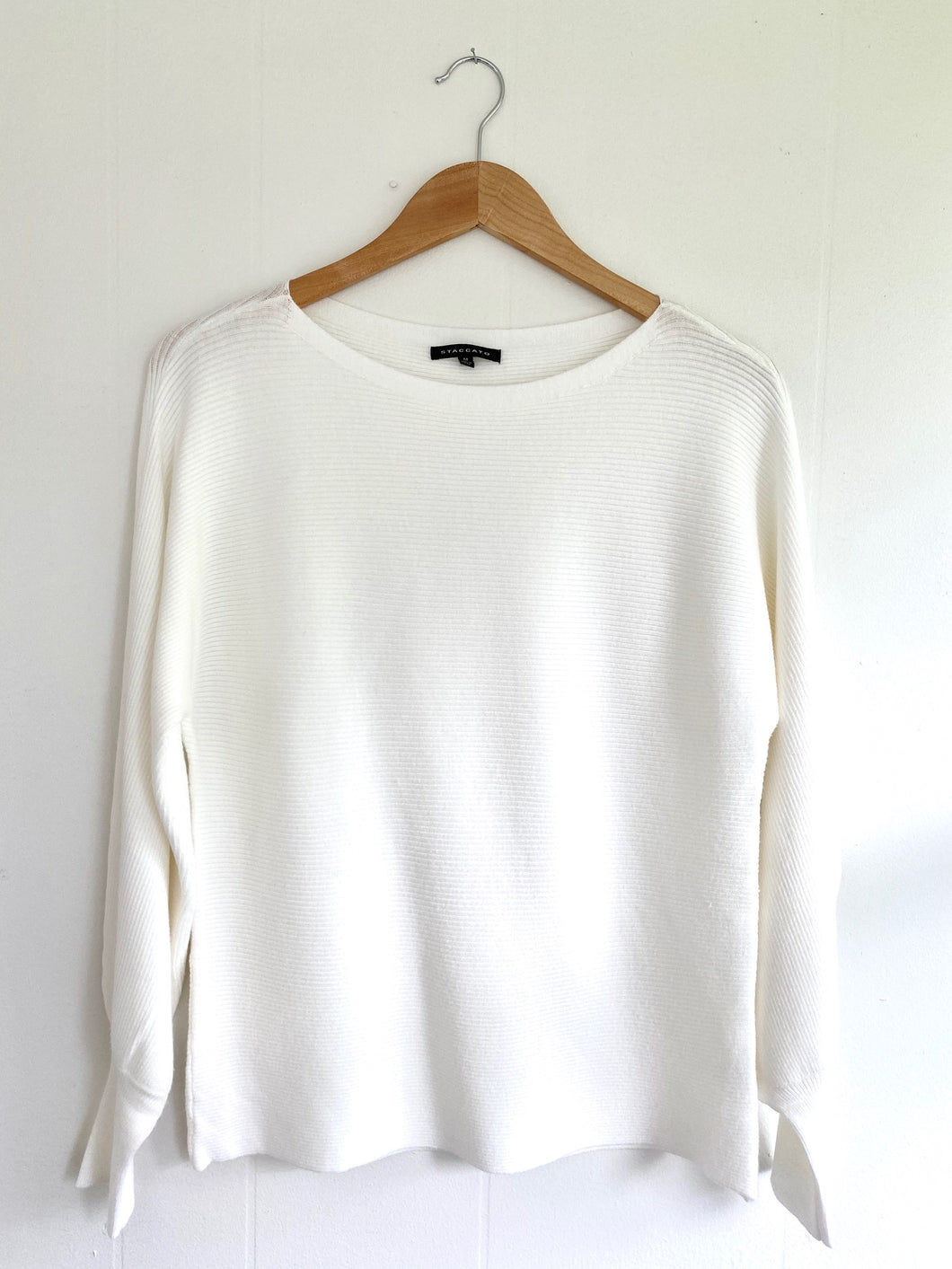 Still Falling For You Ivory Sweater (5607883210912)