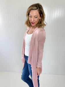 Now's Your Chance Waterfall Cardigan
