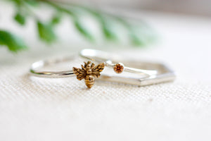 Bee-Youtiful Stacking Ring (4879724314668)