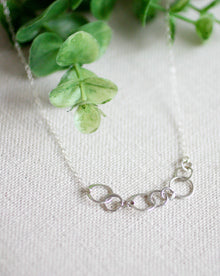 Linked to You Necklace (5420392448160)