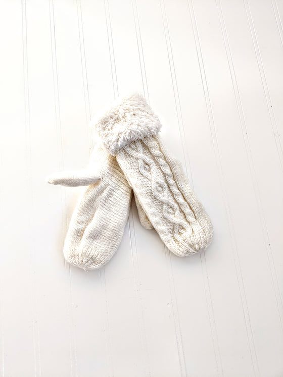 Cozy Knit Mittens with Lining (5812511834272)
