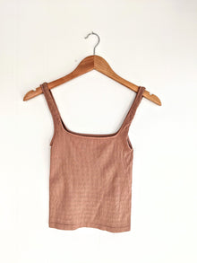 Free People Square One Seamless Cami in Nude (5768927183008)