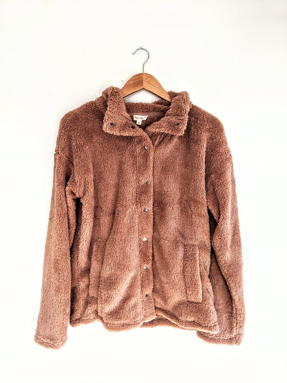 Perfect Cup of Cocoa Sherpa Jacket (5809274486944)