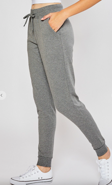 Cuddle Queen Heather Grey Joggers (5981545136288)