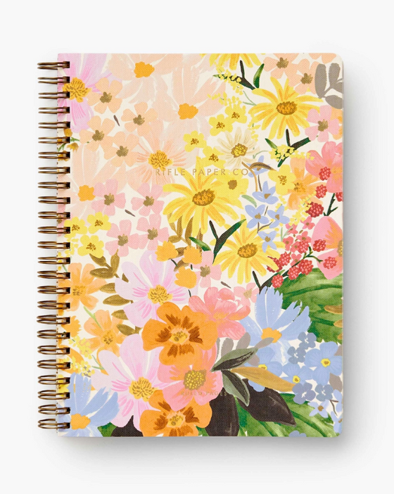 Rifle Marguerite Spiral Notebook (5992604827808)