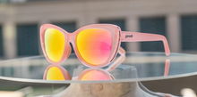 Load image into Gallery viewer, Rosé Before Brosé Goodr Sunglasses