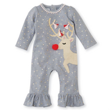 Mud Pie Reindeer One Piece (5298475270304)