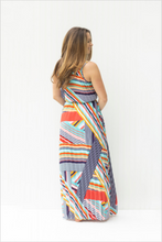 Load image into Gallery viewer, Abstract Work of Art Maxi Dress