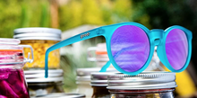 Load image into Gallery viewer, I Pickled These Myself Goodr Sunglasses (5497416777888)