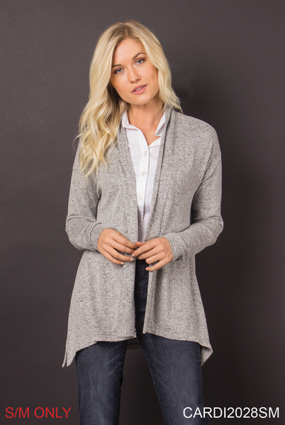 GANZ Party-Hardy Steel Cardigan (5529251152032)
