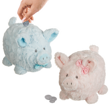 GANZ Plush Piggy Bank (5497288032416)