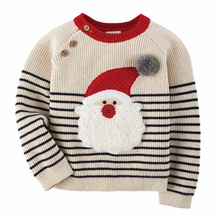 Mud Pie Boy Santa Sweater (5742568145056)