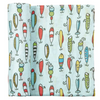 Mud Pie Fishing Lure Swaddle Blanket (5742522990752)