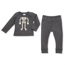 Mud Pie Skeleton 2 Piece Set (5742436122784)