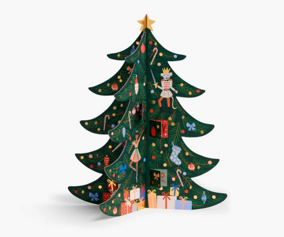 Rifle Christmas Tree Advent Calendar (5769162391712)