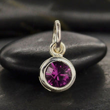 Load image into Gallery viewer, Swarovski Crystal Birthstone Necklaces