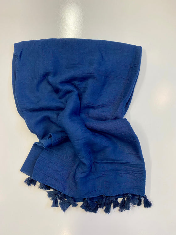 Too CUTE Tassel Scarf (5997187334304)