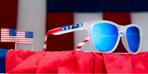 So Long, King George Goodr Sunglasses