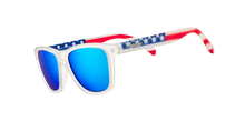 Load image into Gallery viewer, So Long, King George Goodr Sunglasses
