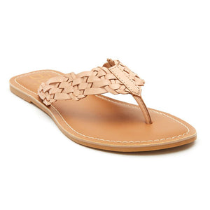 Matisse Make Waves Nude Sandals