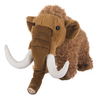 Load image into Gallery viewer, Wooly Mammoth Stuffed Animal
