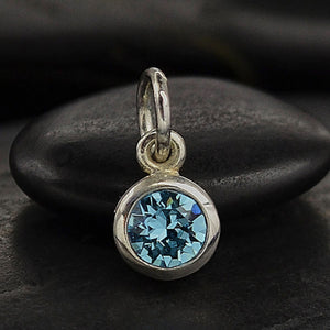 Swarovski Crystal Birthstone Necklaces (5089239236652)