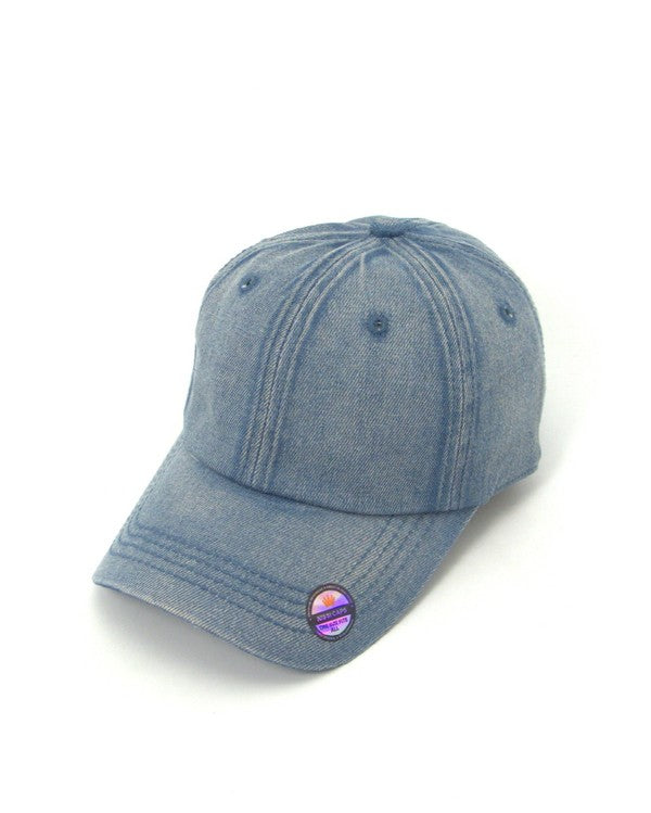 Denim Darling Baseball Hat