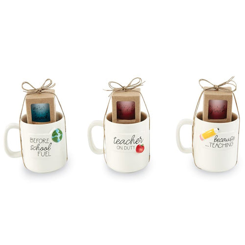 Teacher Mug & Shot Glass Sets (5332608680096)