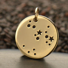 Load image into Gallery viewer, What's Your Sign Zodiac Constellation Necklace (4879591702572)