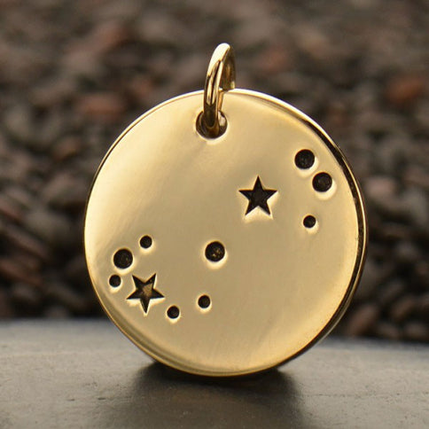 What's Your Sign Zodiac Constellation Necklace (4879591702572)