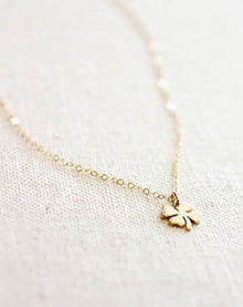 The Lucky One Necklace (4879590686764)