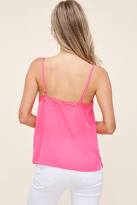 Simply Stunning Hot Pink Cami
