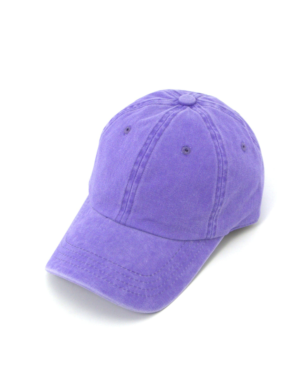 Pretty as a Picture Violet Baseball Hat
