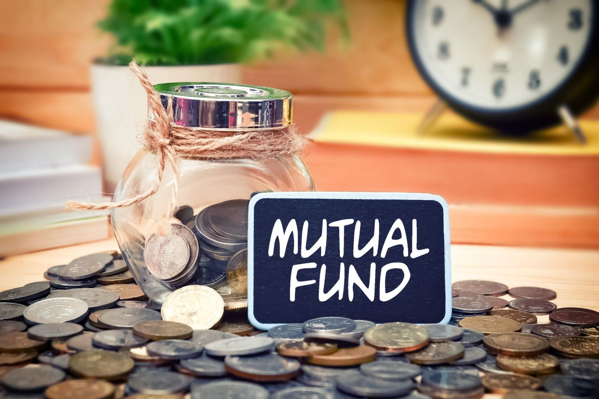 Mutual Funds Investing Images