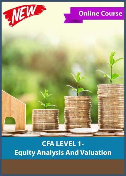 Online Chartered Financial Analyst Course