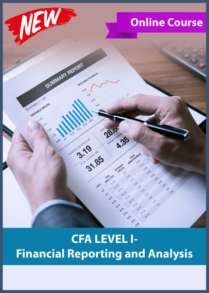 Financial Analyst and Reporting Online Course