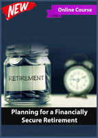 Planning for a Financially Secure Retirement - bsevarsity.com