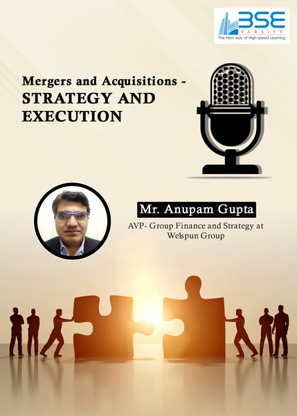 Mergers and Acquisitions - Strategy and Execution 2020