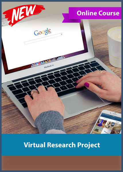 Virtual Research Project Online course